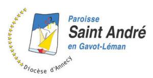 Logo Paroisse St André Gavot Leman