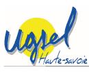 Logo UGSEL Haute-Savoie